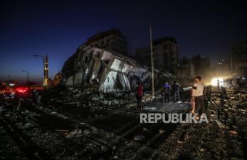 Masyarakat Tangerang Diminta Doakan Palestina