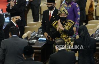 Defisit RAPBN 2021 Melebar, Jokowi Sebut Mencapai 5,5 Persen