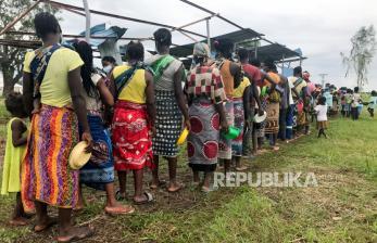 Uni Eropa Pertimbangkan Pelatihan Militer di Mozambik