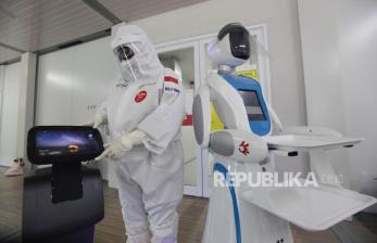 Rwanda Gunakan Robot untuk Pantau Pasien Covid-19