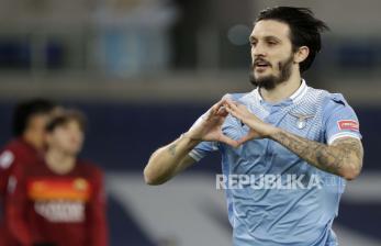Lazio Kehilangan Luis Alberto yang Jalani Operasi Usus Buntu
