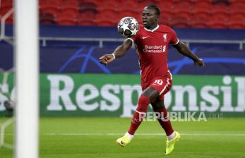 <em>Live</em>; Sementara Liverpool Unggul 1-0 atas Southampton