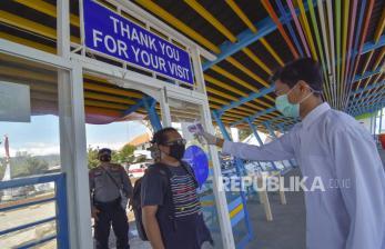 Jokowi Teken Sanksi Pelanggar Protokol Kesehatan