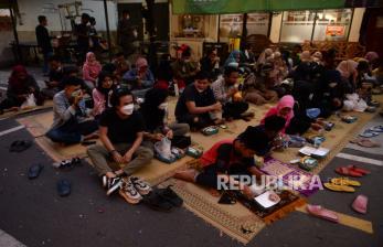 MUI Perbolehkan Buka Puasa Bersama Pada Ramadan Tahun Ini