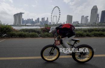 Singapura Susun Panduan Hidup Berdampingan dengan Covid