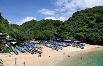 Gunung Kidul Turunkan 345 Personel Awasi Prokes Wisata