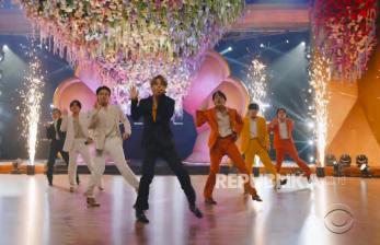 BTS akan Tampil di Konser Musim Panas 'Good Morning America'
