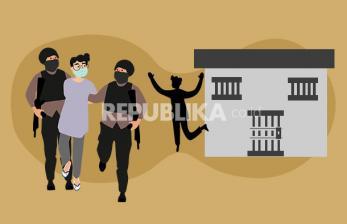 135 Napi Asimilasi, Dibebaskan Lalu Ditangkap Lagi