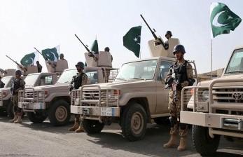 Pakistan Kerahkan Militer ke Perbatasan Afganistan