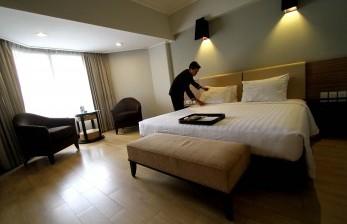Hunian Hotel di Medan Kini Mencapai 30 Persen