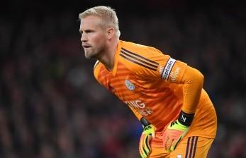 Kasper Schmeichel Bisa Tingkatkan Level Manchester United