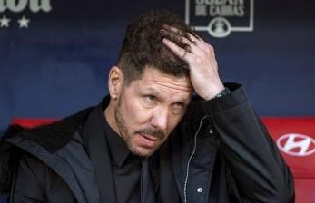 Courtois Ingatkan Simeone Maksimalkan Pemain Atletico