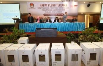 KPU Tetapkan BirinMU Pasangan Terpilih Pilkada Kalsel 2020