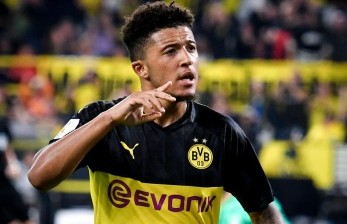 Tidak Pakai Masker, Dua Pemain Dortmund Didenda