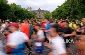 Peserta Borobudur Marathon Wajib Jalani Tes Usap