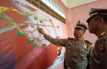 Polisi Gagalkan Pencurian Truk Boks di Tol Cipali