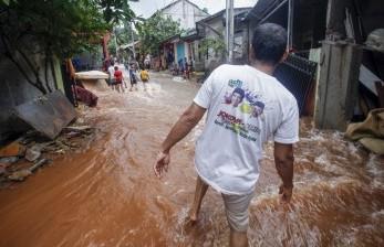 BPBD Kab Bogor: 22 Ribu Jiwa Terdampak Banjir
