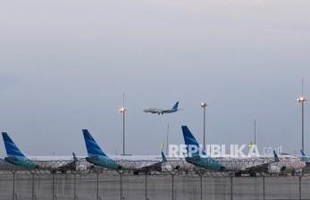 Stimulus Dorong Penjualan Tiket Garuda Indonesia Group