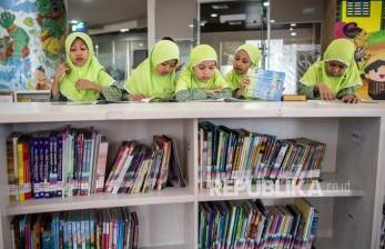Perpustakaan Nasional Kembangkan Perpustakaan di Indonesia