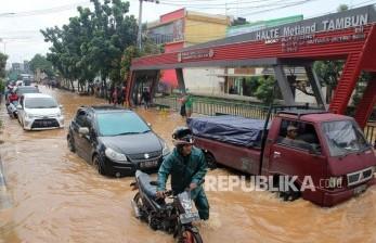 BPBD Kabupaten Bekasi Minta Warga Waspadai Banjir