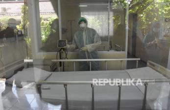 RS Pelni Dapat Bantuan Alat Kesehatan tangani Covid-19