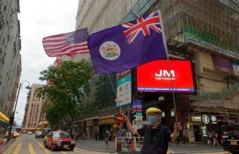 Pertokoan di Perbatasan Hong Kong dan China Daratan Merugi