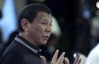 Duterte Tegaskan tak akan Tunduk dengan Tekanan China