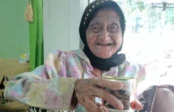 Paket Superqurban Buat Nenek Uka Tersenyum