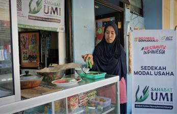 ACT Luncurkan Pembiayaan Usaha Mikro untuk Para Ibu