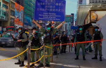 China Tunjuk Kepala Keamanan Nasional Hong Kong