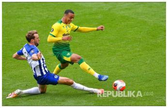 In Picture: Norwich Takluk 0-1 dari Brighton