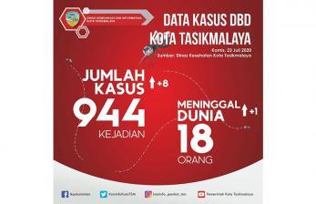 Kasus DBD di Kota Tasikmalaya Bertambah 19 Orang