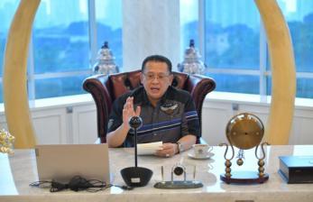 Ketua MPR: Ajak Buruh Bahas Aturan Turunan UU Ciptaker