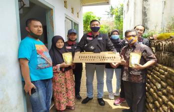 Jamu Herbal untuk Ternak Karya Prodi Peternakan UMM