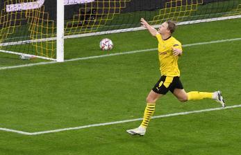 In Picture: Diawali Gol Penalti, Borussia Dortmund Menang 2-0 Atas Zenit