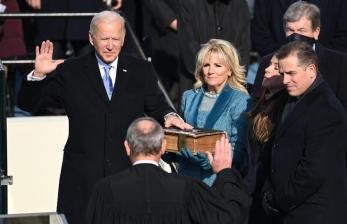 Joe Biden: Saya Presiden untuk Semua Warga AS