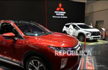 In Picture: Mitsubishi Motors Kembali Hadir di <em>IIMS Hybrid 2021</em>