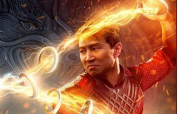 Film Shang-Chi Kalahkan Black Widow Jadi Film Terlaris