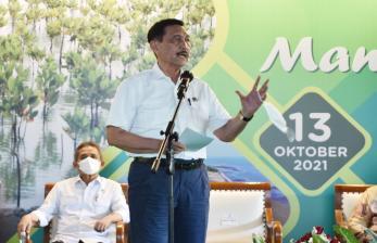 Luhut: Indonesia Serius Kendalikan Perubahan Iklim