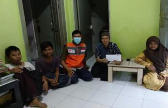 Rumah Zakat Bantu Guru Ngaji di Cirebon
