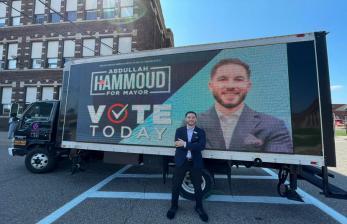 Abdullah Hammoud, Calon Wali Kota Muslim Pertama di Dearborn