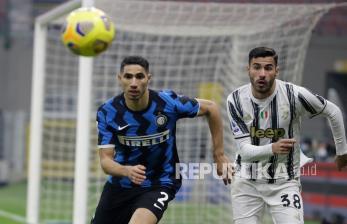 Real Madrid Klarifikasi Berita Transfer Hakimi ke Inter