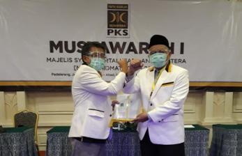 PKS Menargetkan Minimal 15 Persen Suara di Pemilu 2024