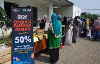 ACT Malang Aktivasi Program Operasi Pangan Murah