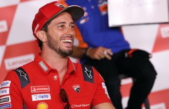 Dovizioso Siap Jika Diminta Gantikan Marc Marquez di Honda