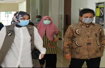 Tenaga Kesehatan RS Wahidin akan Disiapkan Penginapan Khusus