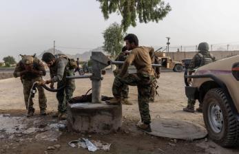 Utusan AS: Solusi Militer tak Bisa Akhiri Perang Afghanistan