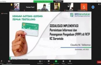 BPJS Kesehatan Kembangkan Pengaduan Lewat SIPP