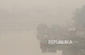 Wiranto: Kabut Asap Cenderung Sampai ke Negara Tetangga