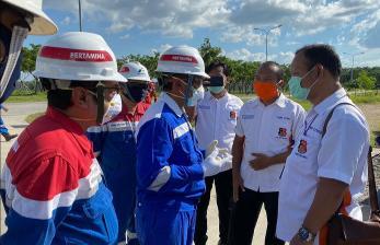 Operasi CPP Gundih Distabilisasi Pasca-TOX Alami Gangguan